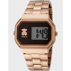 Reloj Tous D-Bear rosé digital - REF. 600350305