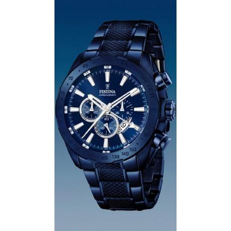 421c5718d48f Reloj Festina cronógrafo para caballero - REF. F16887 1 - Joyería Manjón