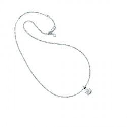 Gargantilla DiamonFire plata 925 con circonita - REF. 1310011098