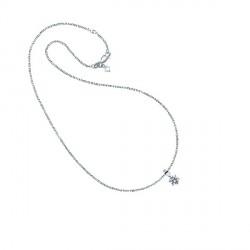 Gargantilla DiamonFire plata 925 con circonita - REF. 1310021098