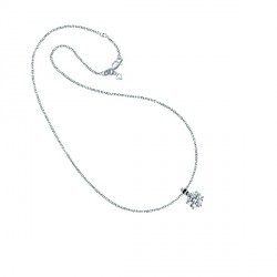 Gargantilla DiamonFire plata 925 con circonita - REF. 1310661682