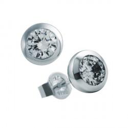 Pendientes DiamonFire plata 925 con circonitas - REF. 6212721082