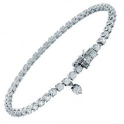 Pulsera DiamonFire plata 925 con circonitas - REF. 6403341006