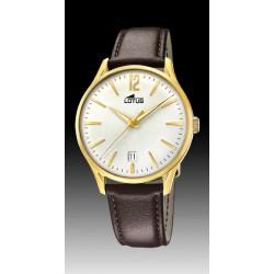 Reloj Lotus retro - REF. L18403/1