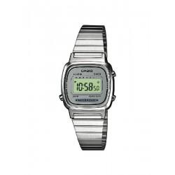 Reloj Casio digital retro para señora - REF. LA670WEA-7EF
