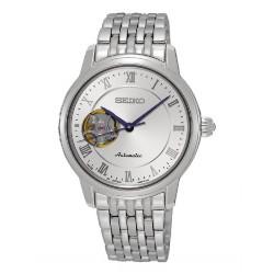 Reloj Seiko Presage Auto para señora - REF. SSA859J1