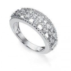 Anillo Viceroy plata 925 - REF. 7023A014-30