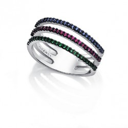 Anillo Viceroy Jewels plata 925 - REF. 7063A016-59