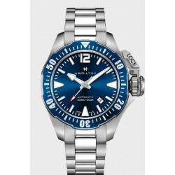 Reloj Hamilton Khaki Navy Frogman - REF. H77705145