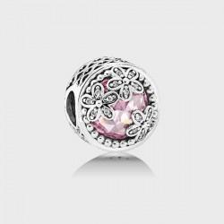 Abalorio Pandora¨Campo de margaritas deslumbrantes - REF. 792055PCZ