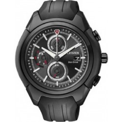 Reloj Citizen Eco-Drive Crono Full Black - REF. CA0285-01E