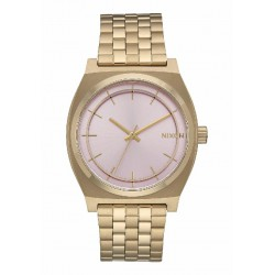 Reloj Nixon Time Teller Ligth Golg/Pink - REF. A0452360