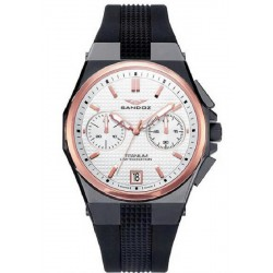 Reloj Sandoz Caractere Titanio Edición Limitada - REF. 81419-07