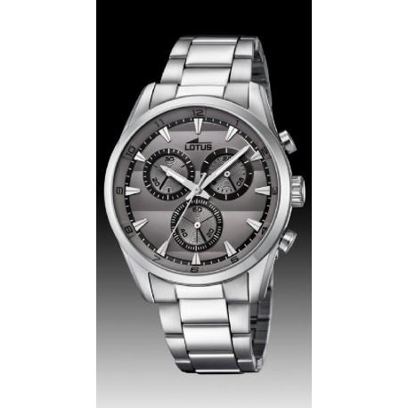 2cb2e45ef83a Reloj Lotus Crono para caballero - REF. L18365 3 - Joyería Manjón