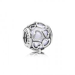 Abalorio Pandora plata 925 - REF. 792036NOW