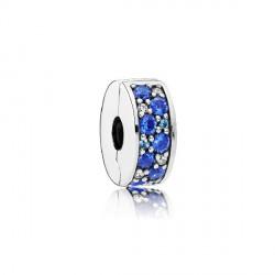 Abalorio clip Pandora plata 925 - REF. 791817NSBMX