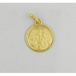 Medalla oro 750 Angel de la Guarda - REF. AR-126047514ME