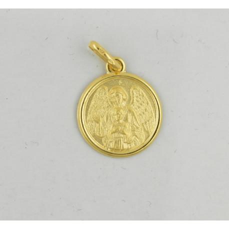 90bbf39033c5 Medalla oro 750 Angel de la Guarda - REF. AR-126047514ME - Joyería ...