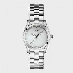 Reloj Tissot T-Wave para señora - REF. T1122101103100
