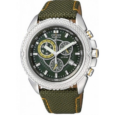 a9f795f8d1ce Reloj Citizen EcoDrive crono - REF. AT060601W - Joyería Manjón