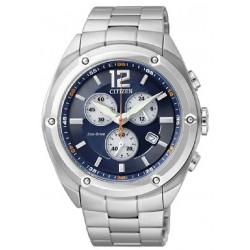 Reloj Citizen EcoDrive crono - REF. AT0980-63L