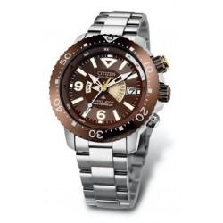 Reloj Citizen EcoDrive Radio Controlado Diver - REF. BY2000-55W