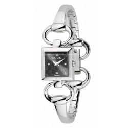 Reloj Gucci Tournaboni con brillantes - REF. YA120507
