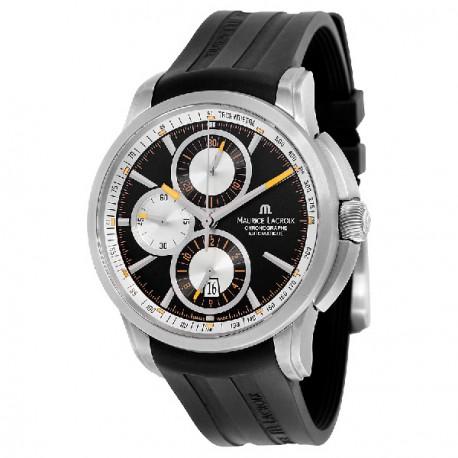 a0573b16d483 Reloj Maurice Lacroix Pontos Crono Auto Titanio - REF. PT6188TT031330