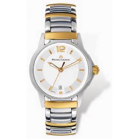1a63a6fcaf55 Reloj Maurice Lacroix Miros para señora - REF. MI1053-SY023 ...