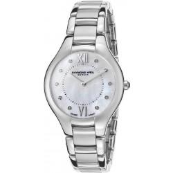 Reloj Raymond Weil Noemia con diamantes - REF. 5132-ST-00985