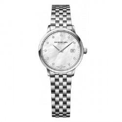 Reloj Raymond Weil Toccata para señora - REF. 5988-ST-97081