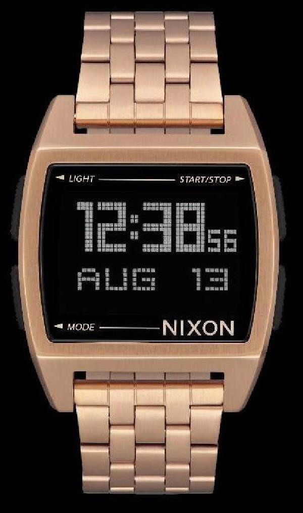 Reloj Nixon Base All Rose Gold - REF. A1107897 - Joyería Manjón 78dde09fccee