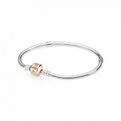 Pulsera Moments Pandora Rose de 17cm - REF. 580702-17
