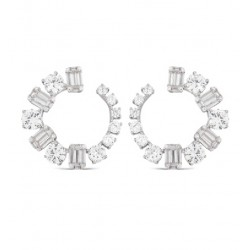 Pendientes Luxenter Nahew plata 925 - REF. EK1270000