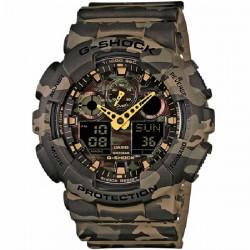 Reloj Casio G-Shock Camuflaje - REF. GA-100CM-5AER
