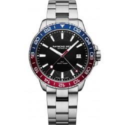 Reloj Raymond Weil Tango GMT Cuarz - REF. 8280-ST3-20001
