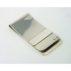 Pinza billetes plata 925 - REF. OM-3700205