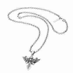 Collar Police Jewels de acero - REF. S14AIG01C
