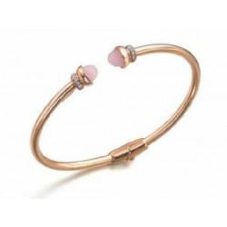 Pulsera Lecarré plata rosa 925 - REF. LC057RS.00