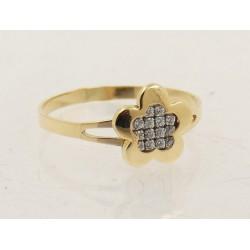 Anillo oro 750 talla 13 - REF. GA-HRO1691