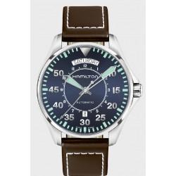 Reloj Hamilton Pilot Day Date Auto - REF. H64615545
