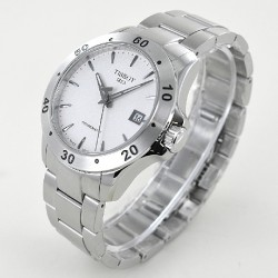 Reloj Tissot V8 Swissmatic para caballero - REF. T1064071103101