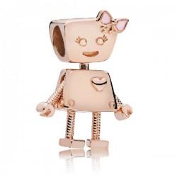 Abalorio Pandora Rose ¨Robot Bella¨ - REF. 787141EN160