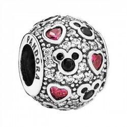 Abalorio Pandora plata 925 Mickey - REF. 791457CZ