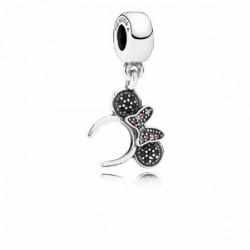 Abalorio Pandora plata 925 Diadema Minnie - REF. 791562NCK