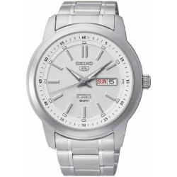 Reloj Seiko Five automático para caballero - REF. SNKM83K1