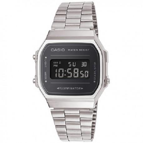 3222f4ae8c06 Reloj Casio Collection unisex - REF. A168WEM-1EF - Joyería Manjón