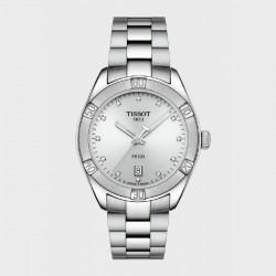Reloj Tissot PR100 Sport Chic con brillantes - REF. T1019101103600