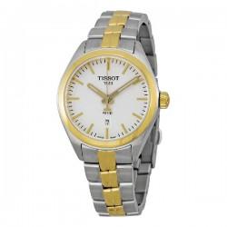 Reloj Tissot PR100 bicolor para señora - REF. T1012102203100