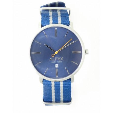 96894e0e1d4d Reloj Alfex Round Clock City para caballero - REF. 5727 993 ...